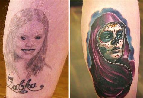 10 Photos Qui Prouvent Qu'un Tatouage Raté Peut être