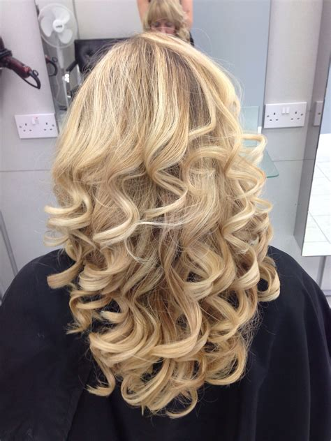 Ghd Curls Hairstyles by Curly Hair Ghd Curls Family Hair Curly Hair