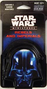 Star Wars Miniatures Rebels  U0026 Imperials 2007 Booster Pack