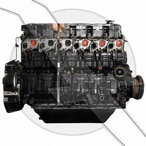 4 2l 254ci Vm Mercruiser Diesel Engine Motor Marine 4 2
