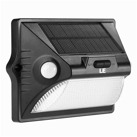 solar sensor wall light 12 leds solar pir motion sensor wall light with rgb color