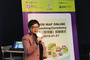 Dr  Winnie Tang Believes The Blooming Of Social Enterprises Can Promote The Harmony And