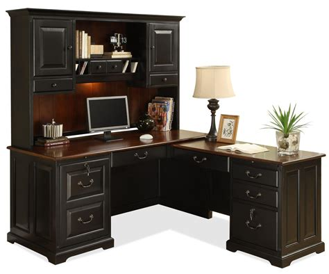 l shaped desk and hutch how specious l shaped computer desk with hutch atzine com