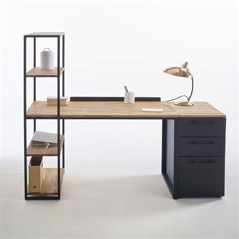 table de travail bureau 17 meilleures idées à propos de caisson bureau sur