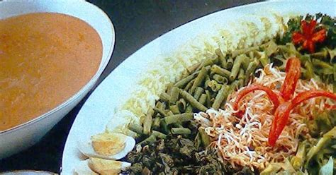resep bumbu pecel sayuran sederhana aneka resep masakan
