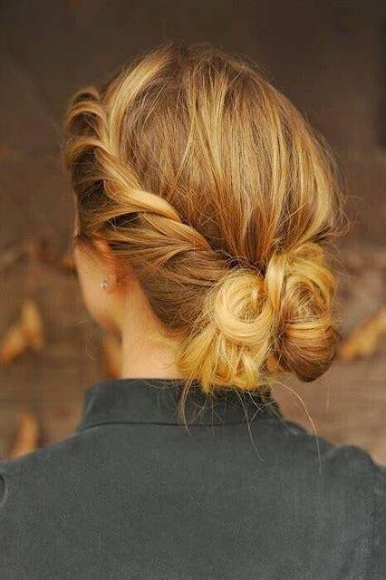 pretty prom hairstyle ideas  medium hair  haircut web