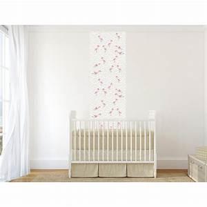 papier peint chambre bebe papier peint chambre bb papier With chambre bébé design avec fleur de bach achat en ligne