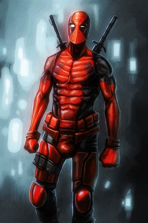 Deadpool By Digitalinkrod On Deviantart