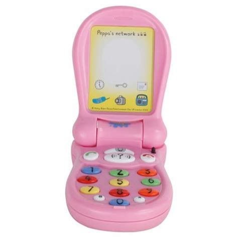 peppa pig phone buy peppa s flip learn phone from our peppa pig range