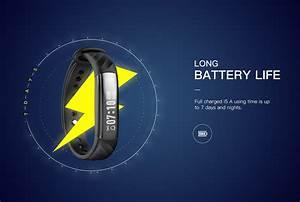 Batterie Ladezeit Berechnen : i5a smart armband sports tracker blau ~ Themetempest.com Abrechnung