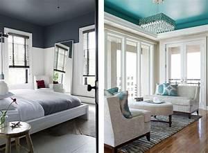 la fabrique a deco 5 facons de decorer un plafond de With couleur tendance deco salon 5 cuisine photo 12 cuisine elegante avec touche de gris