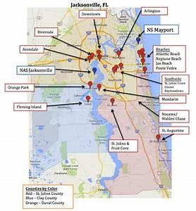 Jacksonville  U0026 Mayport Pcs Guide