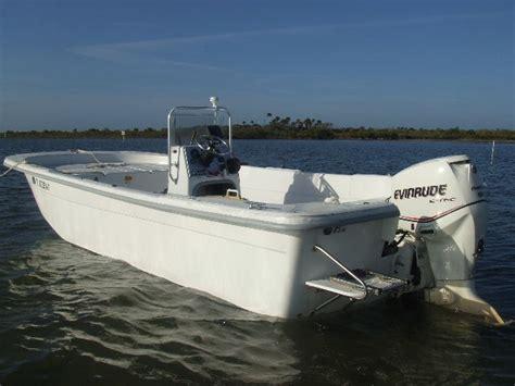Carolina Skiff Boat Weight by Carolina Skiff 198 Dlv F90 Or F115 The Hull