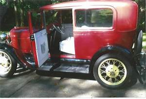 Purchase Used 1929 Ford Model A In Dowagiac  Michigan
