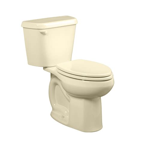 standard toilet height shop american standard colony bone elongated standard height 2 piece toilet 12 in rough in size