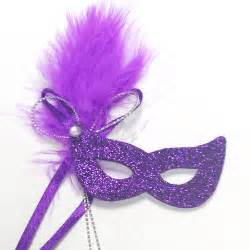 pink mardi gras mask mini masquerade masks crafts