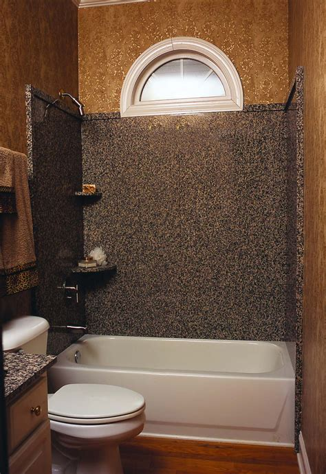 thin stone panels shower surrounds interior walls