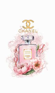 64+ Pink Chanel Wallpapers on WallpaperPlay | Chanel ...