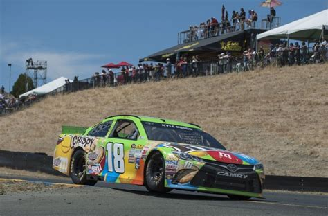 What Are The Nascar Sprint Cup Car Types?