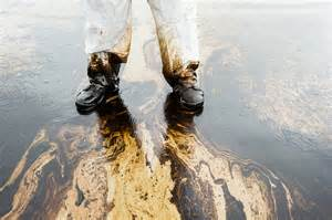 Pictures of Oil Spill