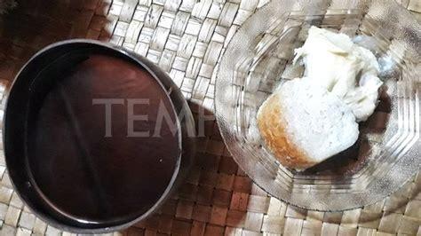 kawa daun menyeruput daun kopi di padang panjang travel