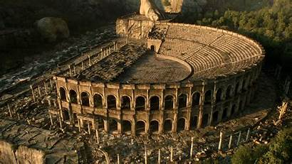 Ancient Greece Ruins Wallpapers Greek 3d Wallpapersafari