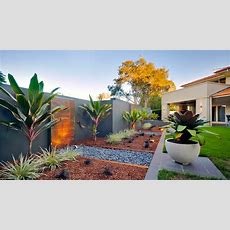 House Plans With Beautiful Landscapes  Youtube