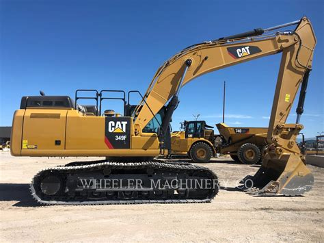 Ratings for coverage, value and claims. Used 2019 Caterpillar 349F L for Sale | Wheeler Machinery Co.