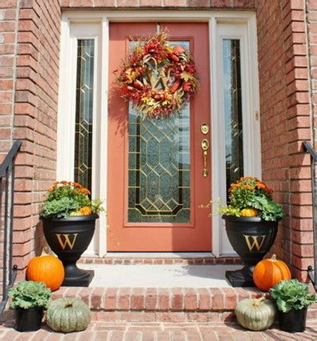 front porch decorations for fall 33 front porch decorating ideas for fall removeandreplace com