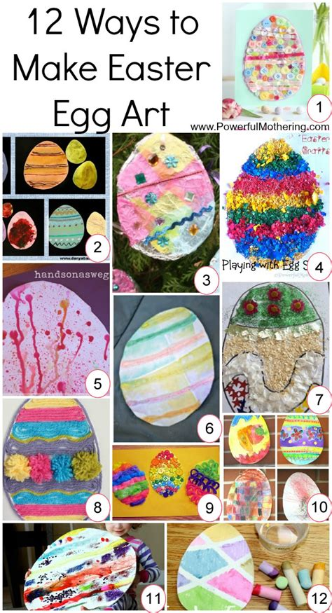 ways   easter egg art