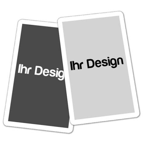 personalisierte blanko spielkarten als geschenk