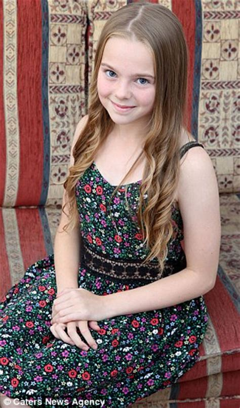 Bullied Lucy Hammond Gets Her Voice Back Thanks To Beauty Pageant Daily Mail Online