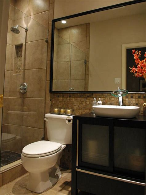 ideas   slanted ceiling bathroom images
