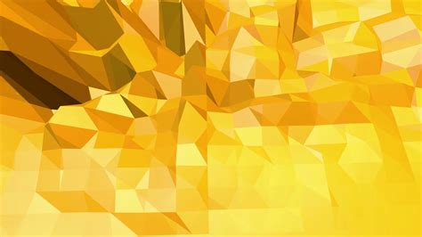yellow  poly background pulsating abstract  poly
