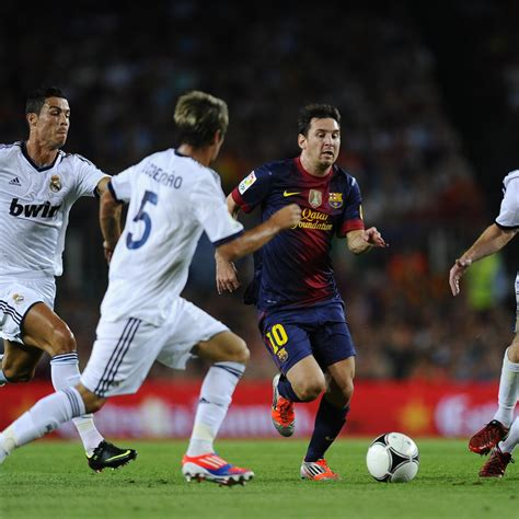 FC Barcelona vs. Real Madrid: Grading the Barca Players in ...