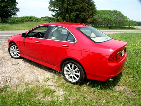 2006 acura tsx w navigation review