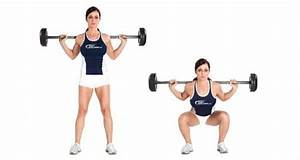 How To Do A Proper Squat To Get A Toned Lower Body