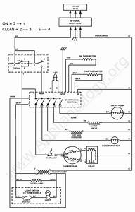 Refrigerator Relay Wiring Diagram Dolgular Com With For