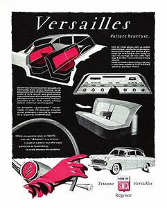 Garage Peugeot Versailles : 52 best la renault dauphine images on pinterest antique cars cars and old school cars ~ Gottalentnigeria.com Avis de Voitures