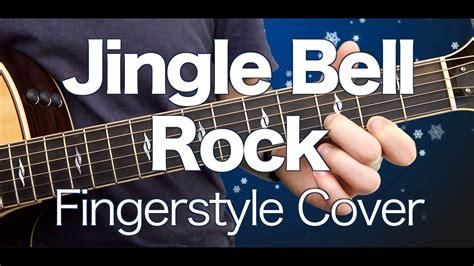 Jingle Bell Rock Guitar Cover jingle bell rock acoustic guitar cover tutorial tab