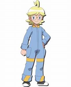 pokemon clemont pokemon images