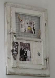 Alte Fenster Deko : altes fenster so shabby deko innen und au en ~ Lizthompson.info Haus und Dekorationen