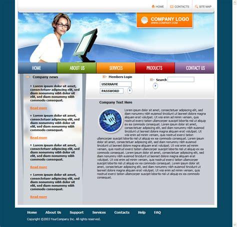 html templates doliquid