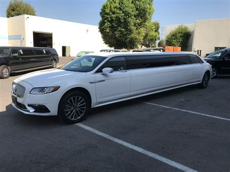 New Lincoln Limo by New 2017 Lincoln Continental For Sale Ws 10560 We Sell