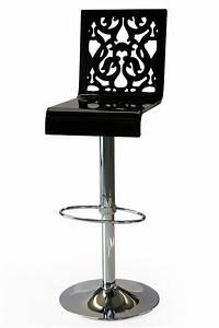 Tabouret De Bar Plexiglas : tabouret bar plexiglas ~ Teatrodelosmanantiales.com Idées de Décoration