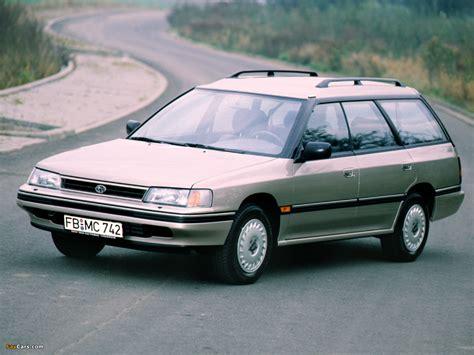 subaru station wagon subaru legacy station wagon bc 1989 92 pictures 1280x960