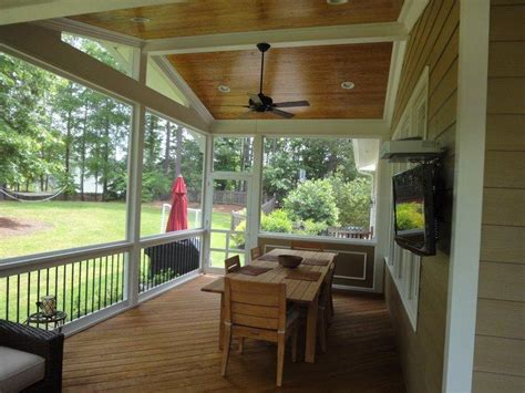 ceiling fan for screened porch screen porch electrical optionsour base price includes