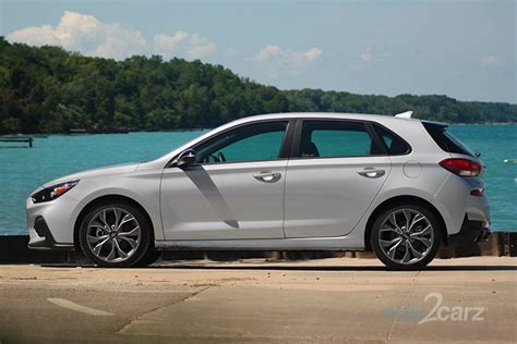 All figures are epa estimates and for comparison purposes only. 2019 Hyundai Elantra GT N Line Review   Web2Carz