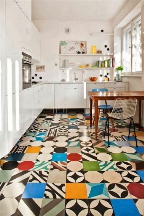 Fliesen Küchenboden Retro Fliesen Fliesenfarbe Küchen