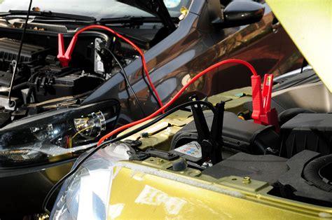 jump start car how to jump start a car auto express
